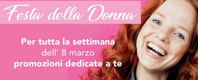 Festa Della Donna Promo 2019